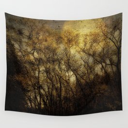 Hush Now Wall Tapestry
