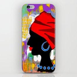 Morena iPhone Skin