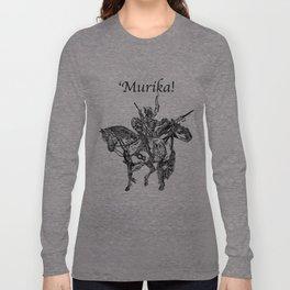 'Murika! Long Sleeve T-shirt