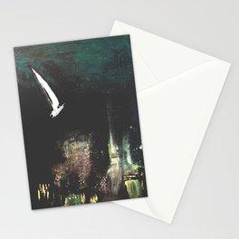 ATLANTIS YACHT CLUB Stationery Cards