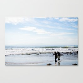 Rincon Point Canvas Print