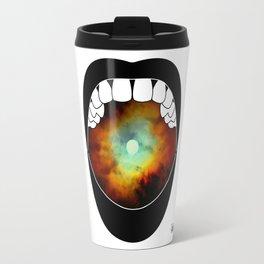 Moon Scream Travel Mug
