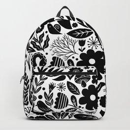Autumn Garden 001 Backpack