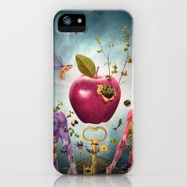 Adam's Apple iPhone Case