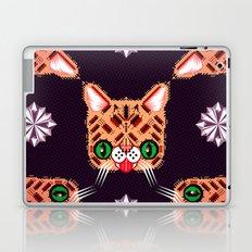 Lil Bub Geometric Pattern Laptop & iPad Skin