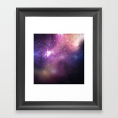 OuterSpace Framed Art Print