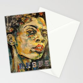 R E S P E C T Stationery Cards
