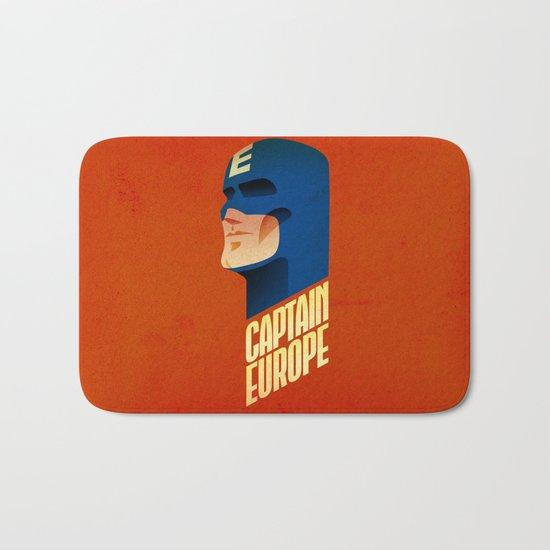 Captain Europe Bath Mat