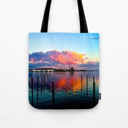 Long Wharf Tote Bag