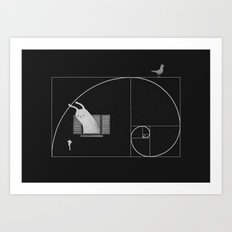 Close To Perfect Art Print