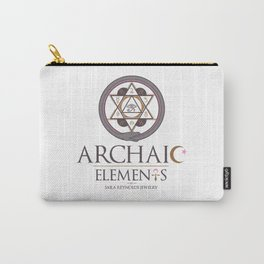 Archaic Elements 2 Carry-All Pouch