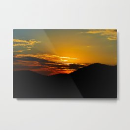 Arizona Sunset #2 Metal Print