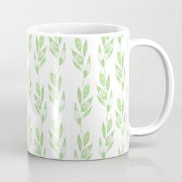 leaf, succulent Coffee Mug
