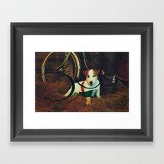 Don´t Go Framed Art Print