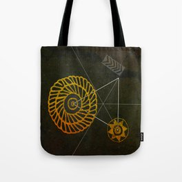Looking for Ancestral Treasures Tote Bag
