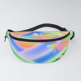 """""""Butterfly Prism"""" Fanny Pack"""