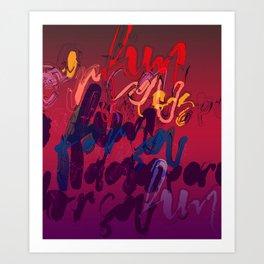 12320 Art Print