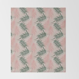 Palm Springs No.5 Throw Blanket