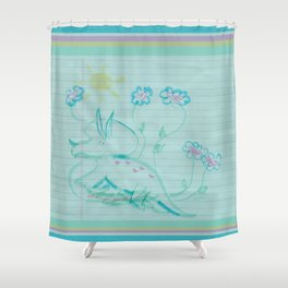 I Love You Just The Way You Are Shower Curtain