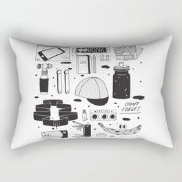 DON'T FORGET Rectangular Pillow