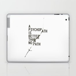 Psychopath Laptop & iPad Skin