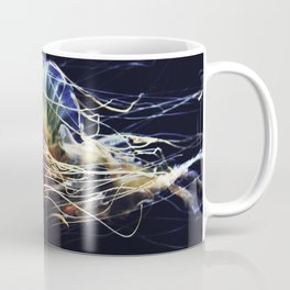 Colors of a Jellyfish Coffee Mug