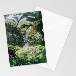 Tropical Paradise - Kauai Hawaii Stationery Cards