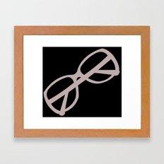 shades 8 Framed Art Print