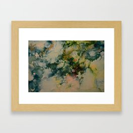 EL MAR SERIES // 2 Framed Art Print