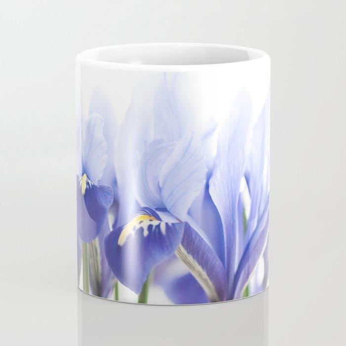 Bue Iris 2 Coffee Mug