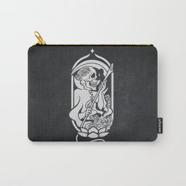 Death Tarot Carry-All Pouch