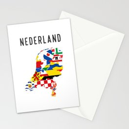 netherlands country symbol Stationery Cards