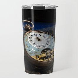 Time Peace - Pun intended Travel Mug