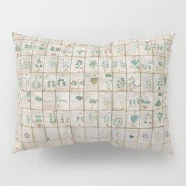 The Complete Voynich Manuscript - Natural Pillow Sham