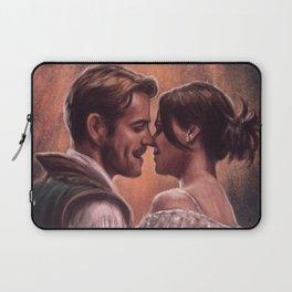 It's Like A Story Of Love Laptop Sleeve