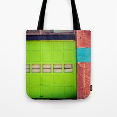 Loading Bay Tote Bag