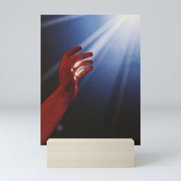 LIGHTS Mini Art Print