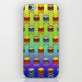Burger X Bones iPhone Skin