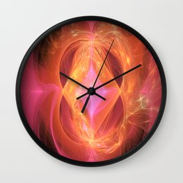 Crazy Diamond Wall Clock