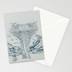 THE OCEAN SPIRIT Stationery Cards
