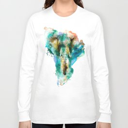 Elephant Long Sleeve T-shirt