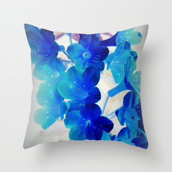 simple magic Throw Pillow