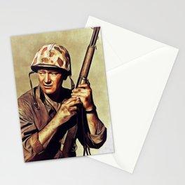 John Wayne, Hollywood Legend Stationery Cards
