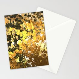 Stay Gold  Stationery Cards