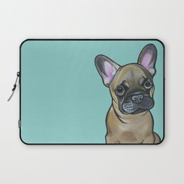 Armand the Frenchie Pup Laptop Sleeve