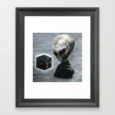 Personal Disclosure 4 Framed Art Print