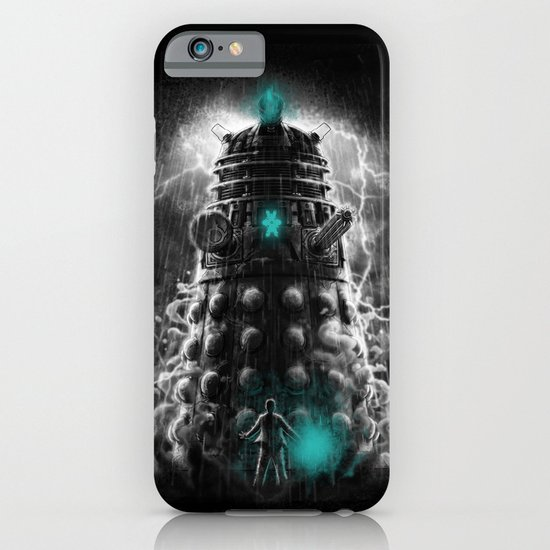 Shadow Of The Dalek iPhone & iPod Case