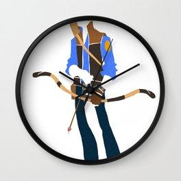 BLU Sniper Wall Clock