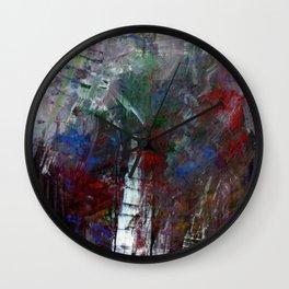 RUINS Wall Clock