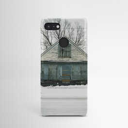 Abandoned House Android Case